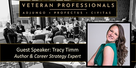 """""""Unstoppable"""" a ZOOM With Author and Career Strategy Expert - Tracy Timm tickets"""