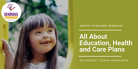 All About Education, Health and Care Plans tickets