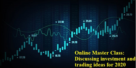 Online Master Class: Discussing investment and trading ideas for 2021 tickets