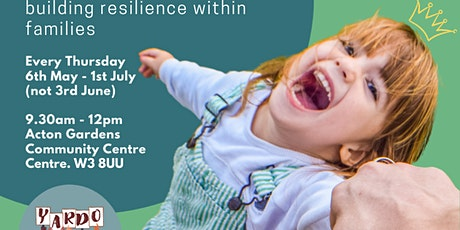 PARENTING SUPPORT GROUP; for families of children with additional needs tickets