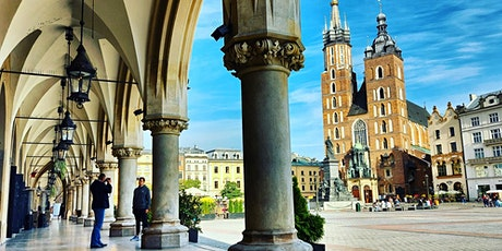 Live Virtual Tour from the streets of famous Old Town Krakow. tickets