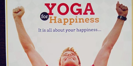 YOGA FOR HAPPINESS - ISKCON Workshop tickets