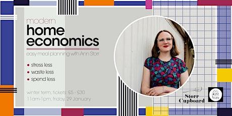 StorrCupboard presents: Home Economics, Winter Term. It's Ghana be Tasty. tickets