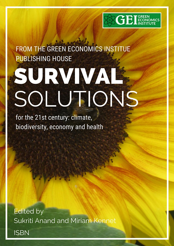Networking in Nature: Green Economics Institute  Summer Networking image