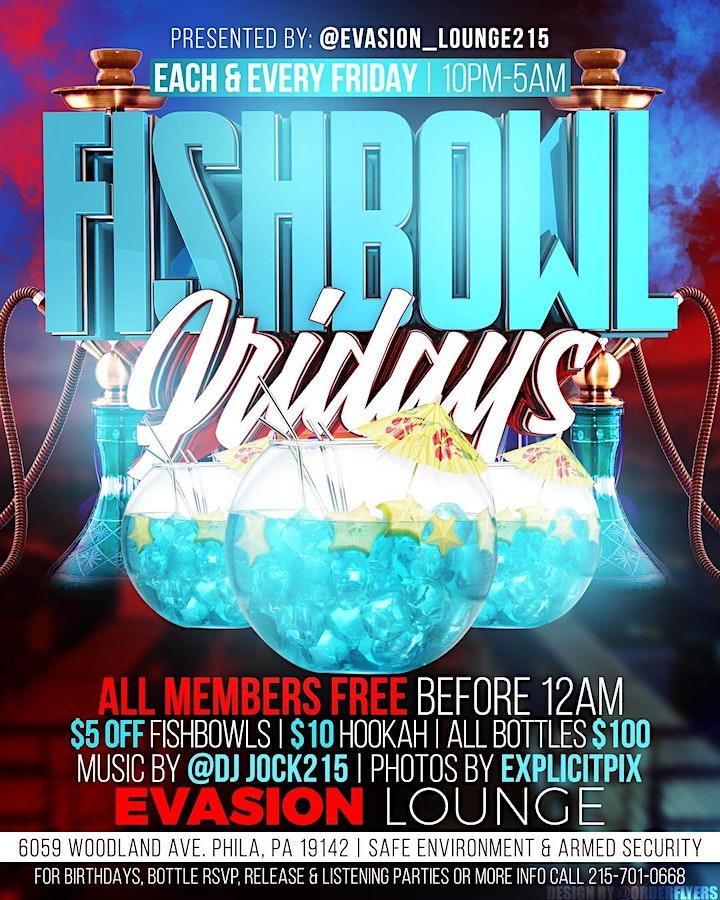 Fish Bowl Fridays image