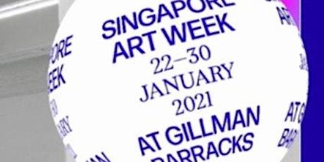 Gillman Barracks Art & History Tour (Sat, Jan 23rd @ 2:30pm until 4pm) tickets