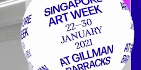 Gillman Barracks Art & History Tour (Sat, Jan 23rd @ 3:30pm until 5pm) tickets