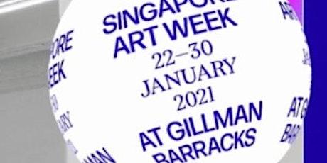 Gillman Barracks Art & History Tour (Sun, Jan 24th @ 11:30am until 1pm) tickets