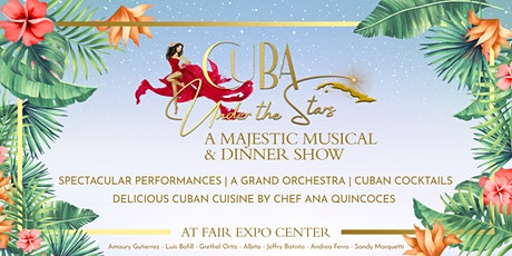 Cuba Under the Stars tickets