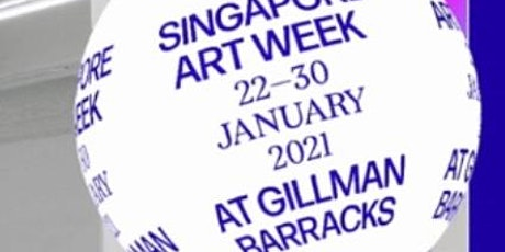 Gillman Barracks Art & History Tour (Sun, Jan 24th @ 2:30pm until 4pm) tickets