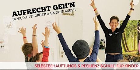 GRATIS - ELTERN - KIND -ONLINE- EVENT // SELBSTBEHAUPTUNGS- UND RESILIENZ Tickets