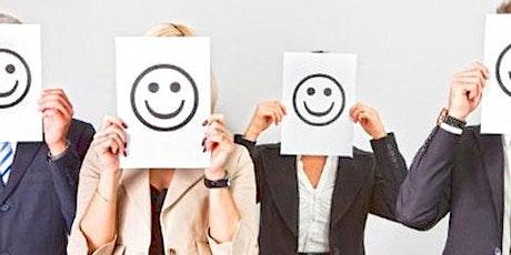 Webinar Emplea: Crea tu lenguaje positivo para la búsqueda de empleo. boletos