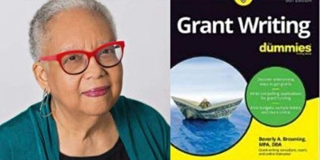 Part 2 - Grant Writing for Community Projects - What Funders Want to Read! tickets