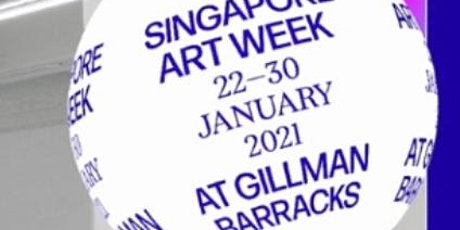 Gillman Barracks Art & History Tour (Sun, Jan 31st @ 2:30pm until 4pm) tickets