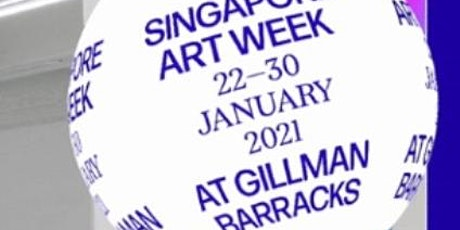 Gillman Barracks Art & History Tour (Sun, Jan 31st@ 3:30pm until 5pm) tickets