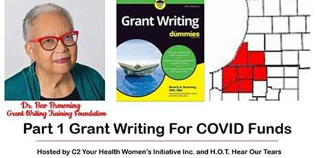 Part 1 - Grant Writing for COVID Funds tickets