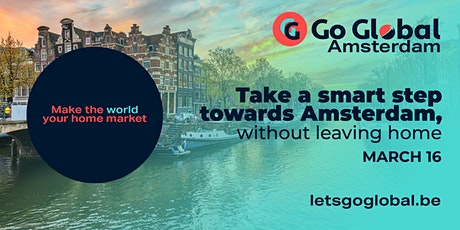Go Global Amsterdam tickets