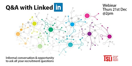 Q&A with LinkedIn tickets