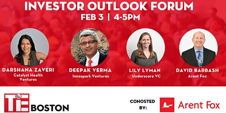 2021 TiE Boston Investor Outlook Forum tickets