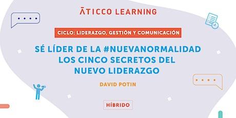 """Āticco Learning:""""Sé Líder de la #nueva normalidad"""" entradas"""