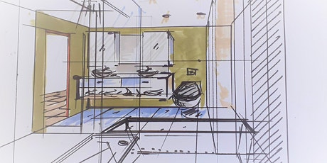 Online Workshop: Speedy Sketching for Interior Designers tickets