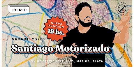 Santi Motorizado en Club TRI <3 NUEVA FUNCION entradas