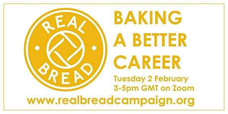 Baking a Better Career tickets