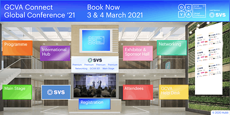 GCVA Connect Global Conference 2021 tickets