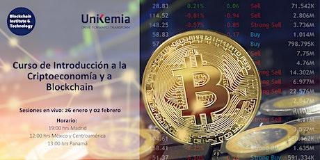Curso de Introducción a la Criptoeconomía y a Blockchain entradas
