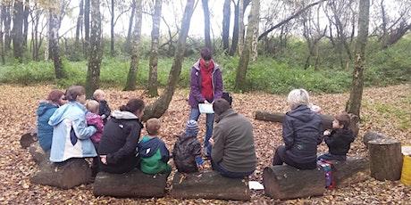 Nature Tots - Den Building for Tots tickets