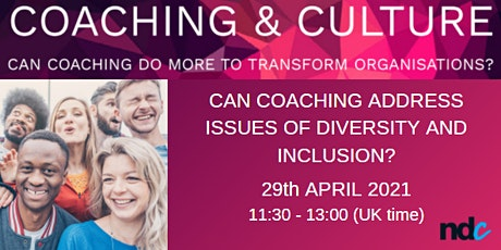 Can coaching address issues of Diversity and Inclusion? tickets