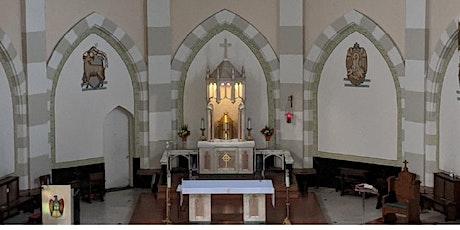 St. John's Parish Private Prayer with Communion Service tickets