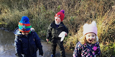 Nature Tots - Den Building for Tots (Sponsored by PPL) tickets