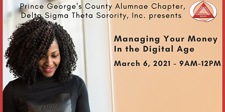 Financial Literacy Series Session 3: Managing Your Money in the Digital Age tickets