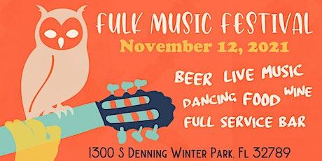 Fulk Music Festival tickets