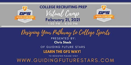 College Recruiting Prep Virtual Camp tickets