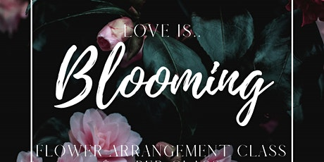 Petals on Porter - Love is Blooming! tickets