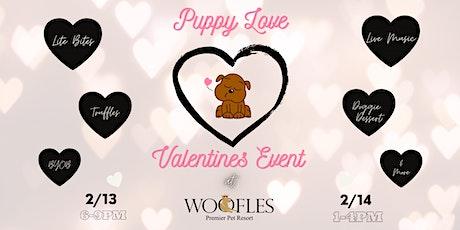 Puppy Love Valentine's Day Event tickets