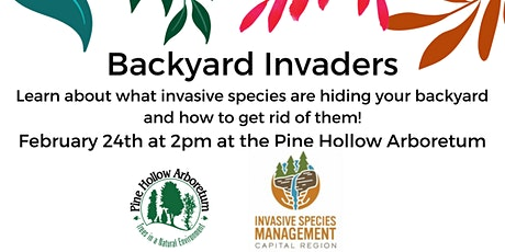 Backyard Invaders tickets
