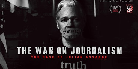 The War on Journalism (film and live Q&A) tickets