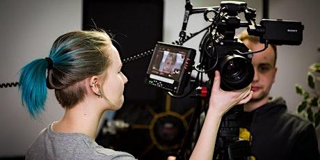 Open Campus - Live Seminar - Digital Film Production tickets