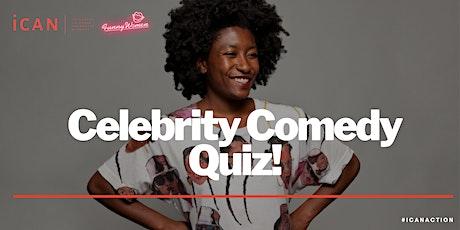 iCAN Comedy Quiz! tickets