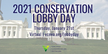 2021 Conservation Lobby Day tickets