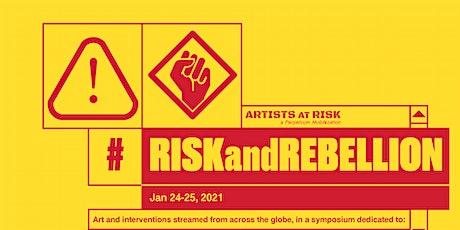 #RiskandRebellion tickets