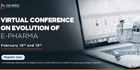 Virtual Conference on Evolution of E-Pharma tickets