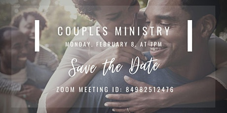 Couples Ministry tickets