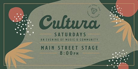 Cultura Saturdays at The Yard tickets
