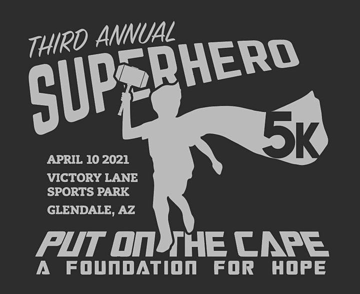 The 3rd Superhero 5k presented by Gammage & Burnham Attorneys at Law image