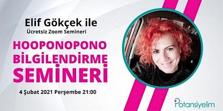 Hooponopono Bilgilendirme Semineri tickets
