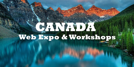 Canadian Immigration Web Expo & Workshops (Saturday)- Online Seminar tickets